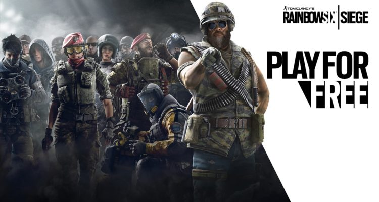 Tom Clancy's Rainbow Six Siege Activation Key + Crack PC Game Free Download