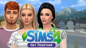 The Sims 4 - Get Together PC CD Key+Cracking Game For Free Download
