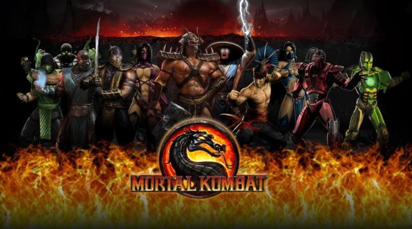 Mortal Kombat Komplete Edition PC CD key+Crack PC game for free download