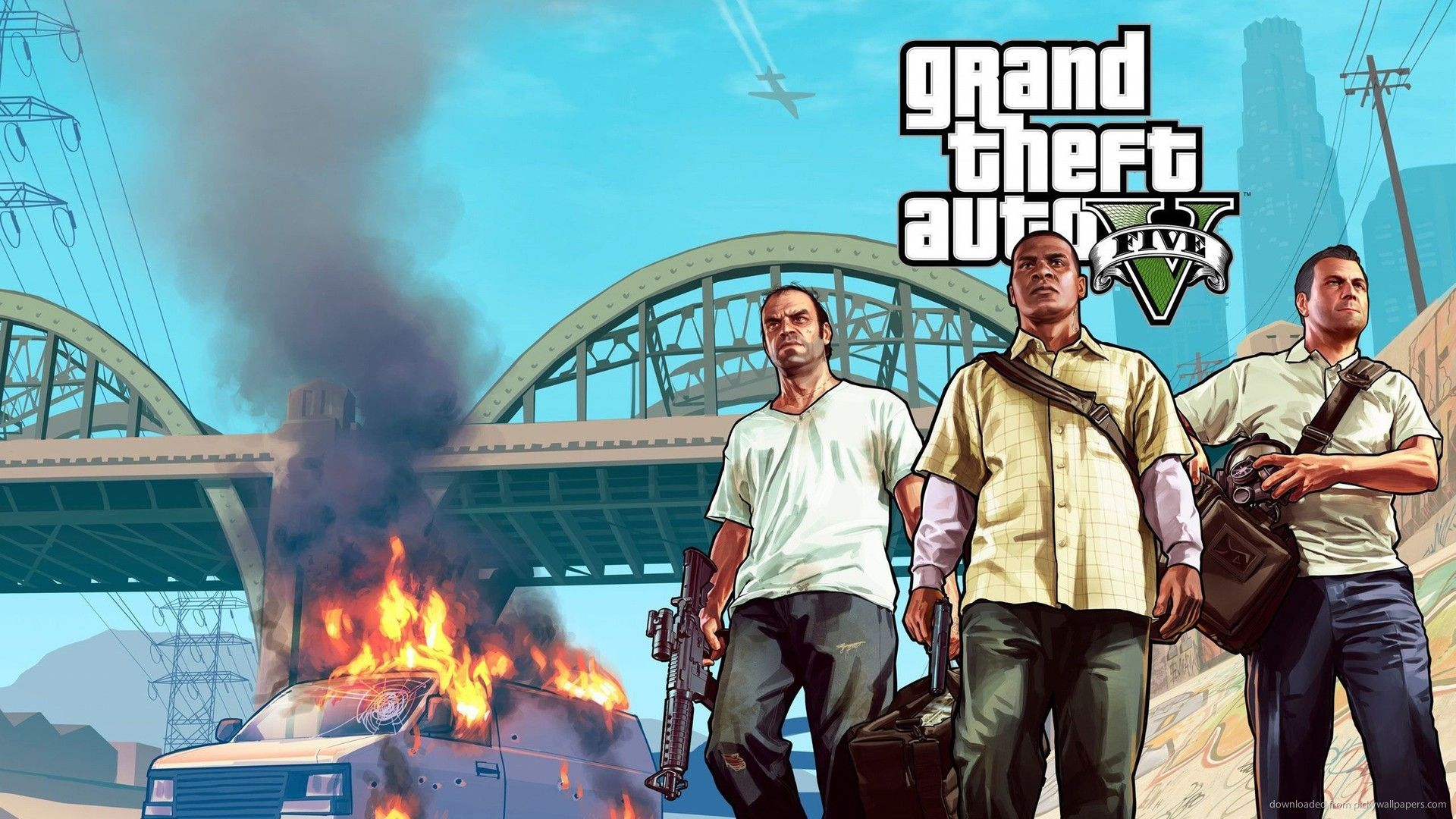Grand Theft Auto V Activation Key + Cracks PC Game Free Download