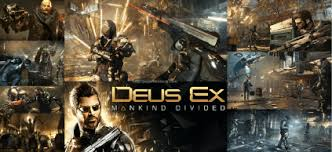 Deus Ex: Mankind Divided PC Highly Compressed PC Game Free Download