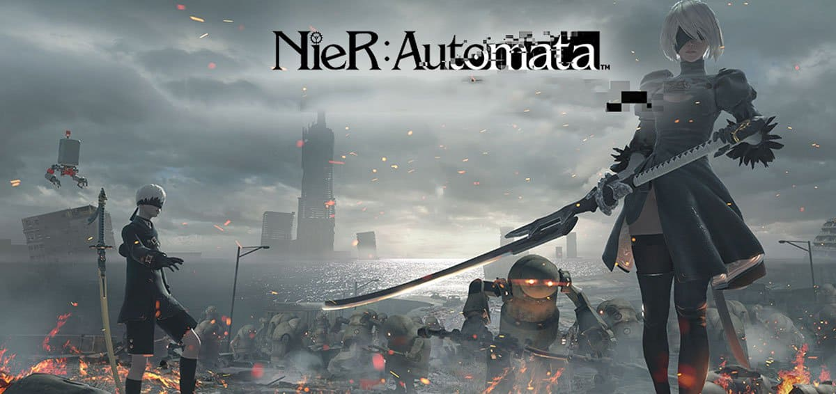 NieR Automata CD Key + Crack PC Game Free Download