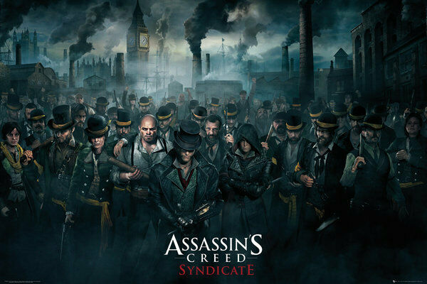 Assassin's Creed Syndicate Codex PC Game For Free Download