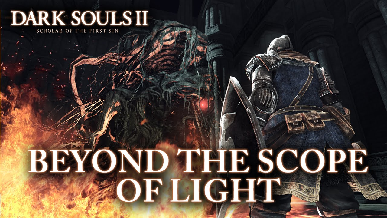 Dark Souls II 2: Scholar of the First Sin CD Key PC Game Download