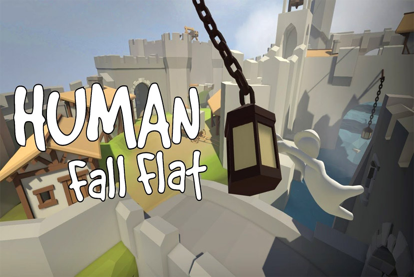 Human Fall Flat Crack PC Game For Free Download