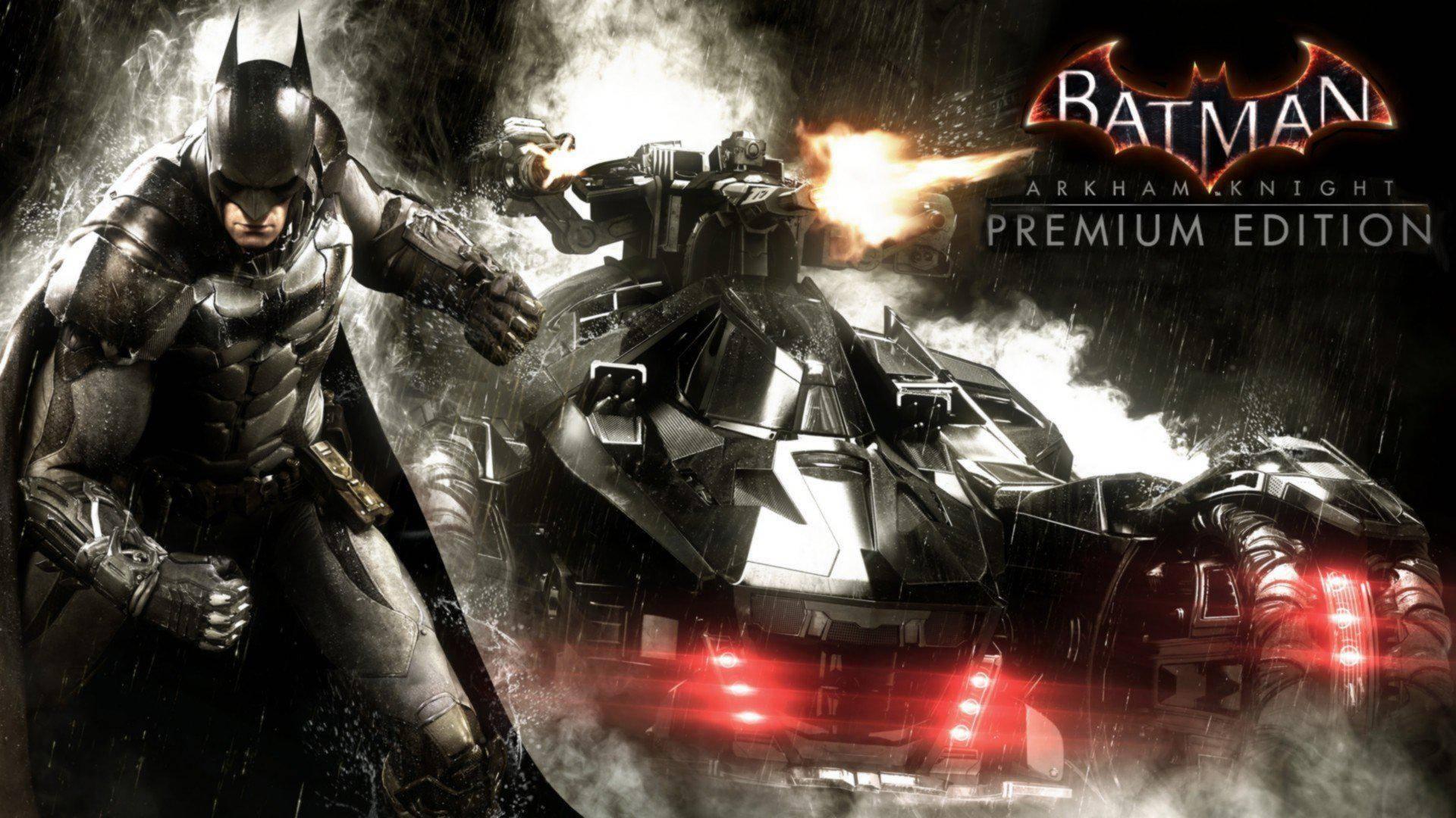 Batman: Arkham Knight Premium Edition CD Key + Crack PC Game Free Download