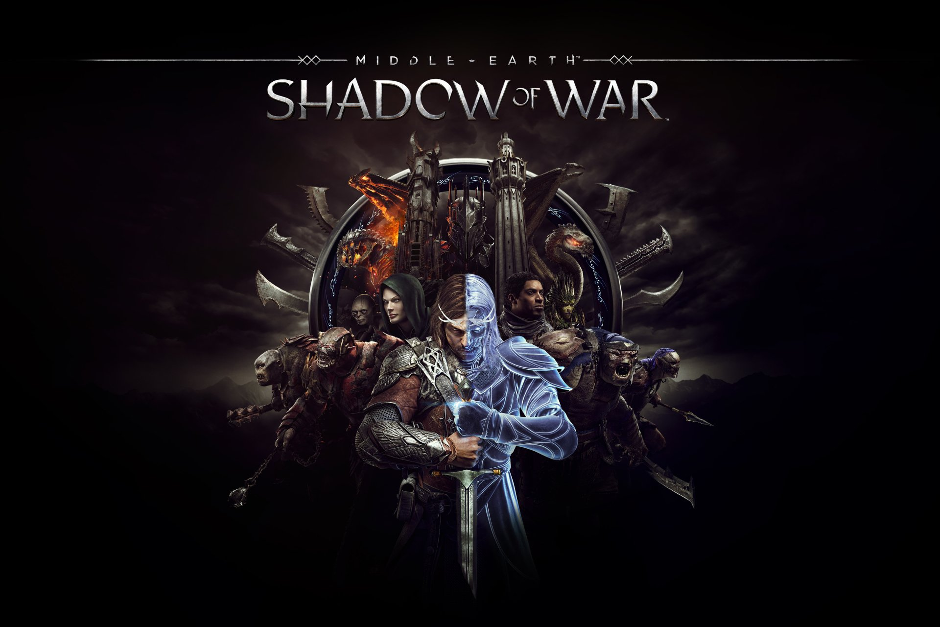 Middle-earth: Shadow of War Activation key + Crack PC Game Free Download