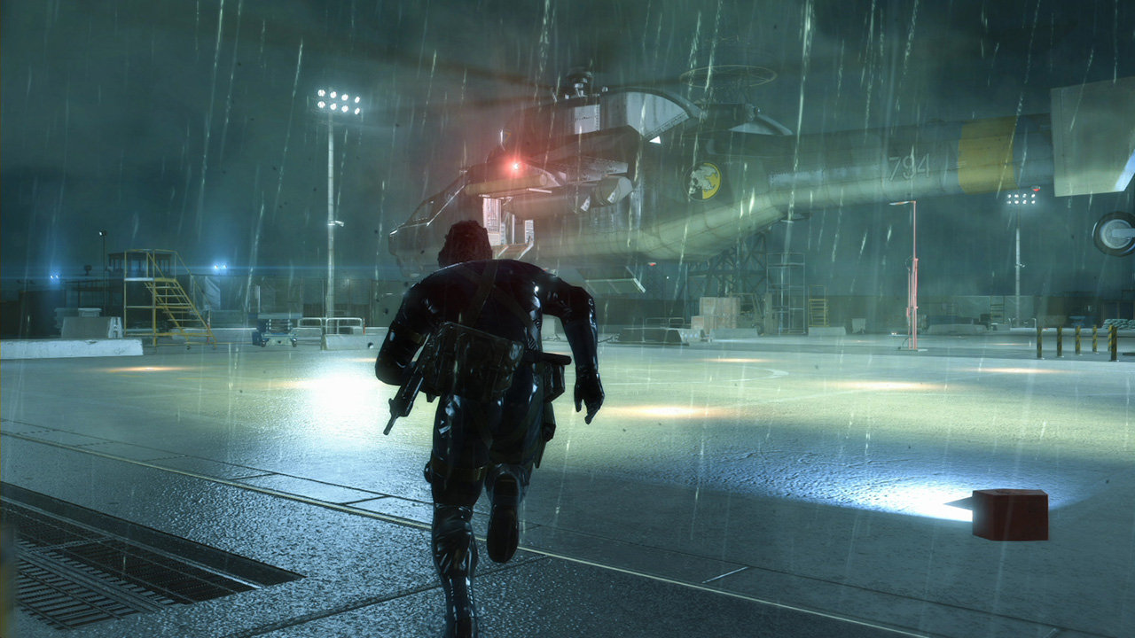 Metal Gear Solid V 5 Definitive Experience CD Key Game Free Download