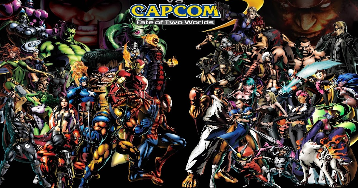 Marvel vs. Capcom Infinite Cracking PC Game For Download