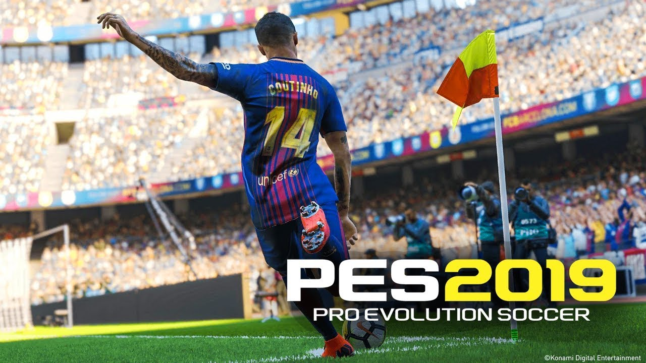 Pro Evolution Soccer (PES) 2019 CD Key PC Game Free Download
