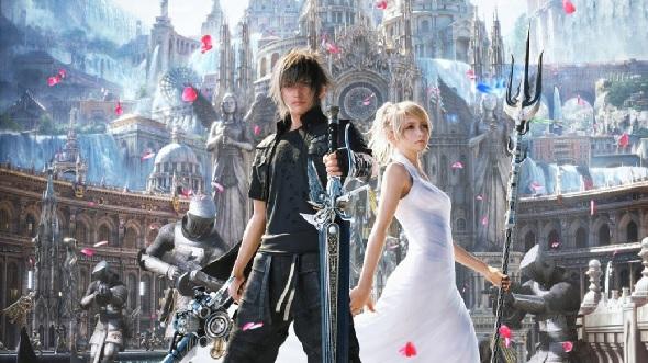 Final Fantasy XV 15 Windows Edition PC Crack Free Download