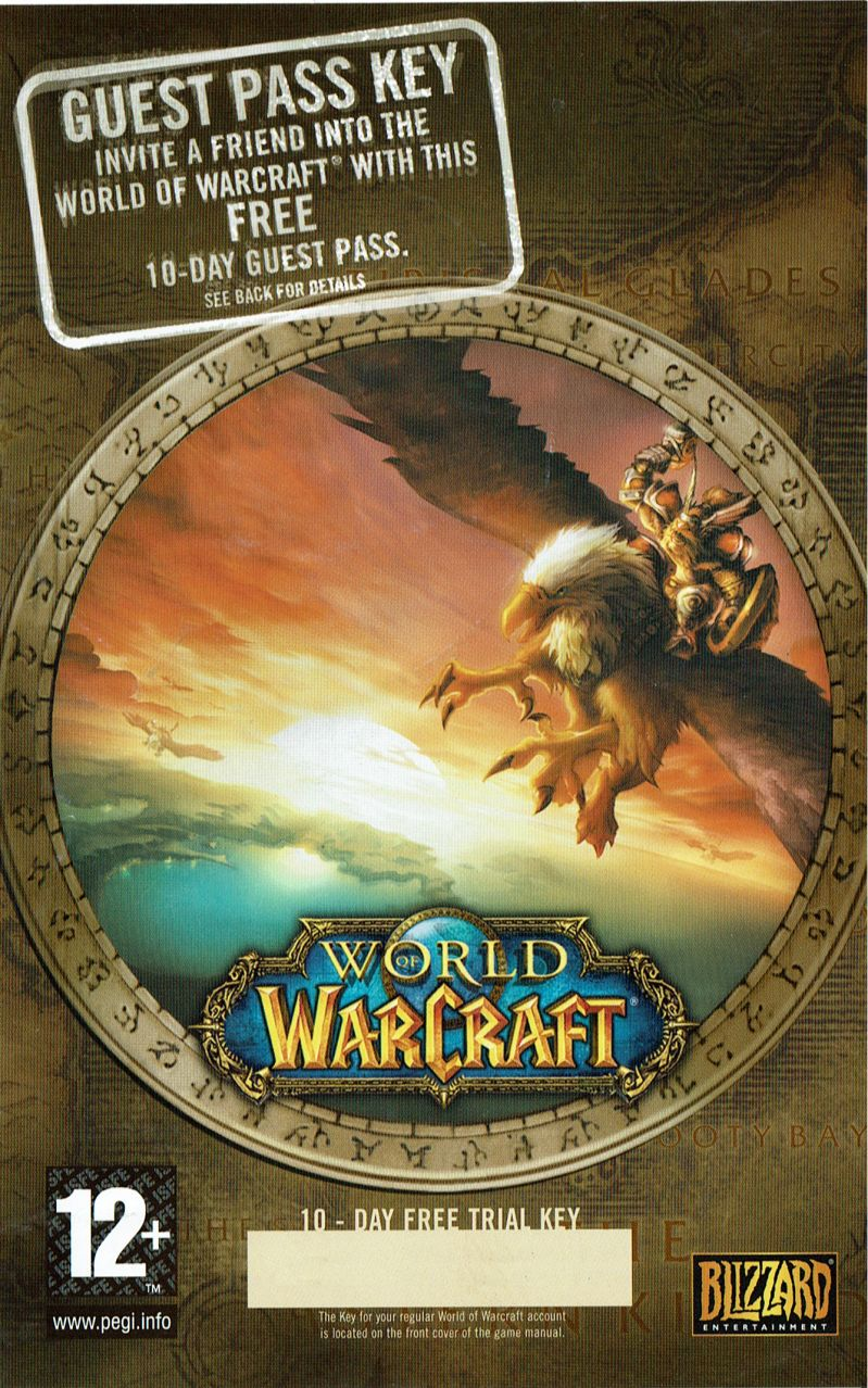 World Of Warcraft Battle Chest Activation Key PC Game For Free Download