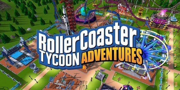 RollerCoaster Tycoon World Activation Key PC Game Free Download