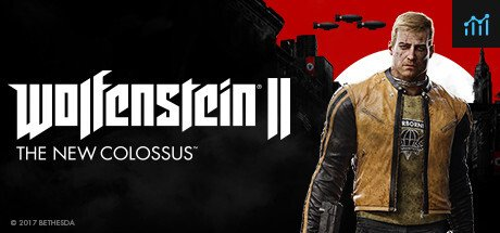 Wolfenstein II 2: The New Colossus Highly Compressed PC Game Download