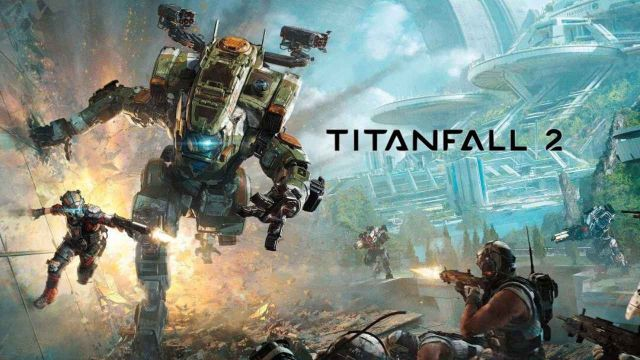 Titanfall 2 Crack+CD Key PC Game For Free Download