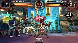 Skullgirls 2nd Encore Combo Breaker 2020 Crack Codex Download