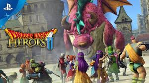 Dragon Quest Heroes II Crack PC +CPY Free Download Game
