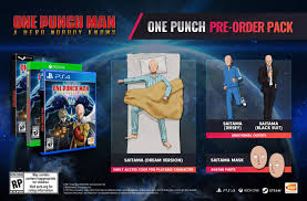 One Punch Man A Hero Nobody Knows PC-CPY Torrent Download