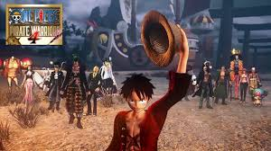One Piece Pirate Warriors 4 Crack Free Download Game