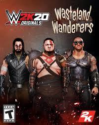 WWE 2K20 CODEX Games Crack Full Version PC Download