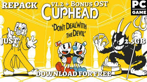 Cuphead Free Download CODEX PC Games Torrent