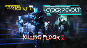 Killing Floor 2 Cyber Revolt Crack PC +CPY Free Download