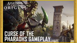 Assassin's Creed Origins The Curse of the Pharaohs Crack CPY Download