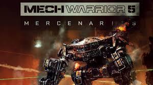 MechWarrior 5 Mercenaries Crack Free Download PC Game 2021