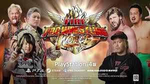 Fire Pro Wrestling World New Japan Pro Wrestling Crack CPY Download