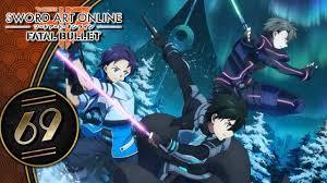 Sword Art Online Fatal Bullet Dissonance of the Nexus Codex Download