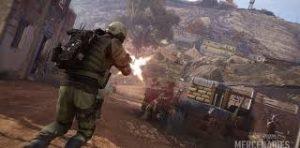 Tom Clancys Ghost Recon Wildlands Crack Download Game PC