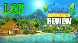 The Sims 4 Island Living Update v1 54 120 Crack Free Download Game