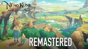 Ni no Kuni Wrath of the White Witch Remastered PROPER Crack PC