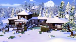 The Sims 4 Snowy Escape Codex Free Download