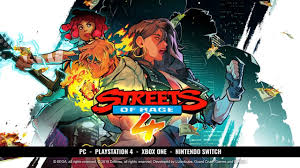 Streets of Rage 4 - CODEX + Update 5 torrent download