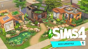 The Sims 4 Eco Lifestyle Free Download ~ CODEX PC Games