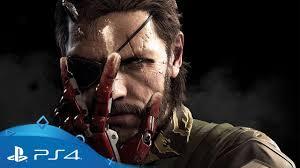Metal Gear Solid V The Phantom Pain CPY - SKiDROW CODEX