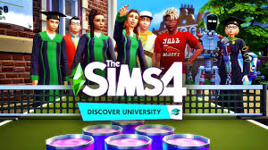 The Sims 4 Discover University CODEX Crack Download