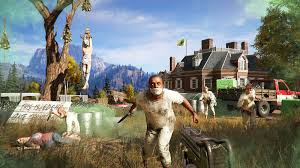 Far Cry 5 Dead Living Zombies-CODEX Download Free PC