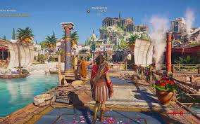 Assassins Creed Odyssey Crack PC+ CPY Fee Download