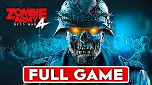 Zombie Army 4 Dead War Full Game + CPY Crack PC