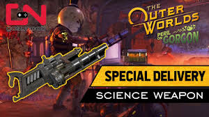 The Outer Worlds Peril on Gorgon Crack Free Download Torrent