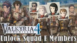 Valkyria Chronicles 4 Crack PC +CPY Free Download CODEX Torrent