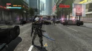 Metal Gear Rising Revengeance Crack PC +CPY Free Download