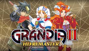 GRANDIA II HD Remaster Crack Codex Free Download PC Game