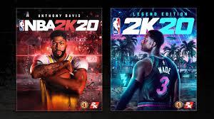 NBA 2K20 Update v1 07 Crack CODEX Torrent Free Download Game