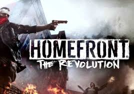 Homefront The Revolution Crack Codex Free Download PC Game
