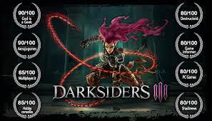 Darksiders III Crack Free Download Codex Torrent PC +CPY 2021