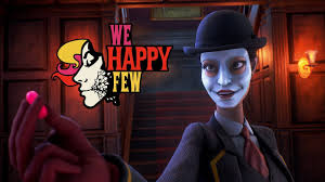 We Happy Few Crack Full PC Game CODEX Torrent Free Download