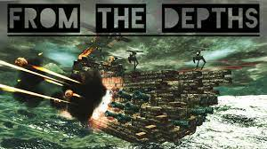 From The Depths Crack CODEX Torrent Free Download PC +CPY Game